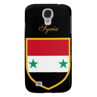 Beautiful Syria Flag Galaxy S4 Case