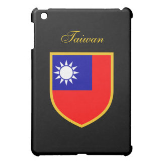 Beautiful Taiwan Flag Repuclic of China iPad Mini Case