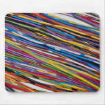 Beautiful Telephone wire Mouse Pad