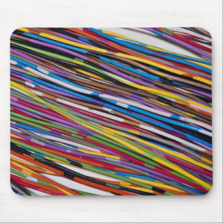 Beautiful Telephone wire Mouse Pads
