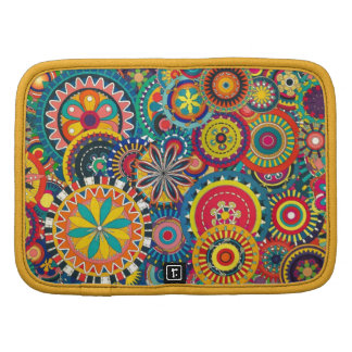 Beautiful Texture floral colorful Pattern Organizer