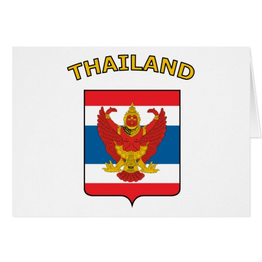Beautiful Thailand Greeting Card