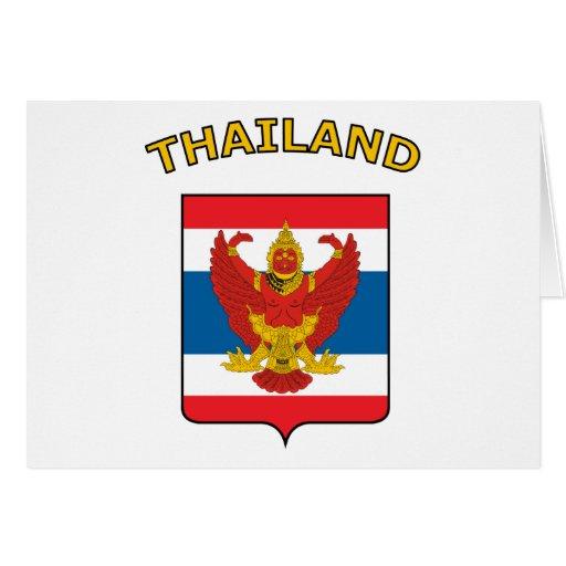 Beautiful Thailand Greeting Card