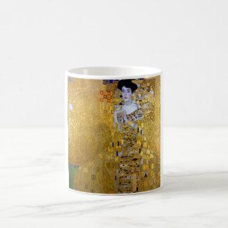 Beautiful The Woman in Gold Gustav Klimt Coffee Mug