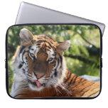 Beautiful Tiger Laptop Sleeve