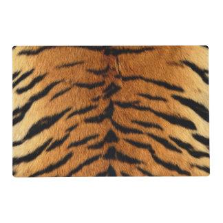 Beautiful Tiger Print Placemat