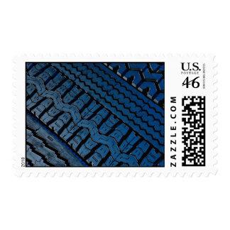Beautiful Tire tread pattern Postage Stamp