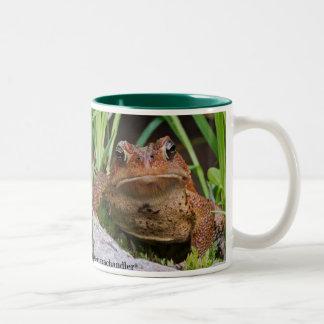 Beautiful Toad Mug