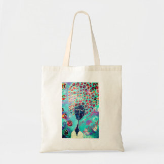 Beautiful tote bag 'Accuentuate the Positive'