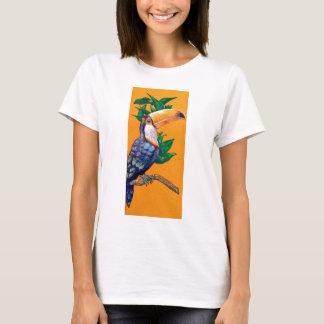 Beautiful Toucan Bird Painting T-Shirt