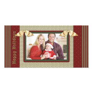 Beautiful, traditional Christmas design Card