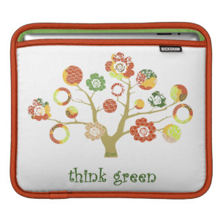 beautiful Tree of life Japanese blossoms case Sleeve For iPads