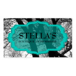 Beautiful Trees of Nature  Retail Business Cards