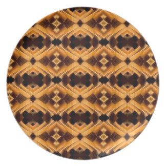 Beautiful Tribal Pattern Dinner Plate