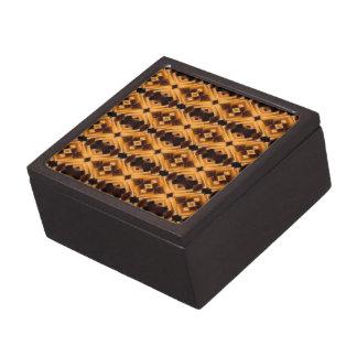 Beautiful Tribal Pattern Premium Keepsake Boxes