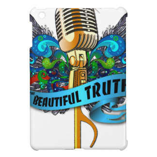 Beautiful Truth Microphone and Note iPad Mini Covers