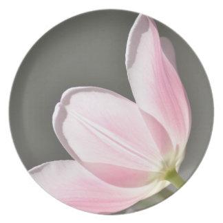 Beautiful Tulip Dinner Plate