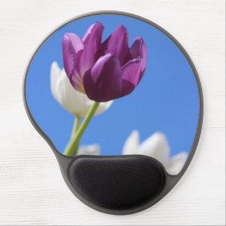 Beautiful Tulips Gel Mouse Pad