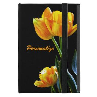 Beautiful Tulips Or Your Photo On Mini iPad Cover For iPad Mini