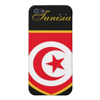 Beautiful Tunisia Flag iPhone SE/5/5s Case