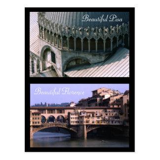 Beautiful Tuscany | Postcard