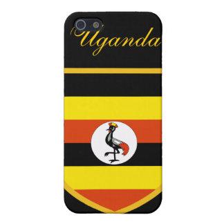 Beautiful Uganda Flag Case For iPhone SE/5/5s