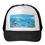 Beautiful underwater ( by Buzzo ) Mesh Hats