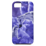 Beautiful Unicorn Mother and Daughter iPhone 5 Covers