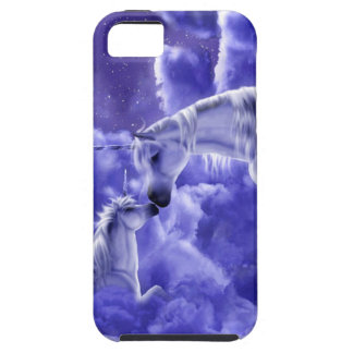 Beautiful Unicorn Mother and Daughter iPhone SE/5/5s Case