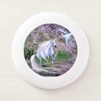 Beautiful Unicorn Wham-O Frisbee