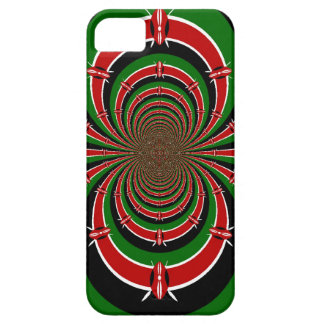 Beautiful Uniquely Exceptional Jambo Habari Kenya iPhone SE/5/5s Case
