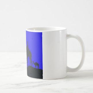 Beautiful Uniquely safari Blue sky Sunset Coffee Mug
