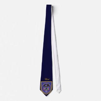 Beautiful Utah Flag Tie