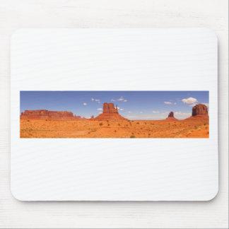 Beautiful Utah rock formation painted desert Mouse Pad