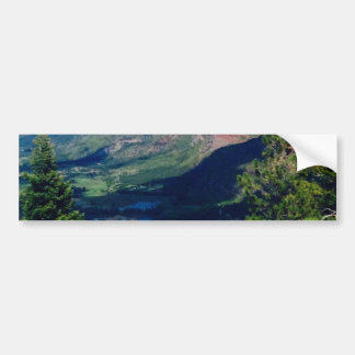 beautiful valley bumper sticker