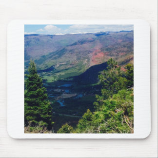 beautiful valley mouse pad