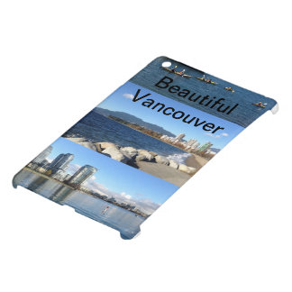 Beautiful Vancouver iPad Mini Case