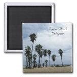 Beautiful Venice Beach Magnet!