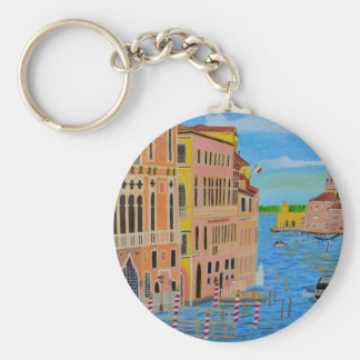 Beautiful Venice Keychain