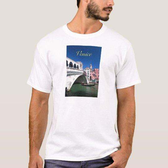 Beautiful Venice, Rialto Bridge T-Shirt