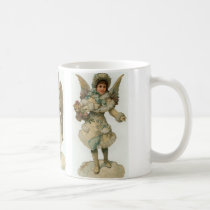 Beautiful Victorian angel mug