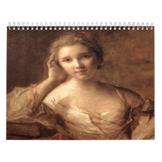 Beautiful Victorian Ladies Paintings Calendar