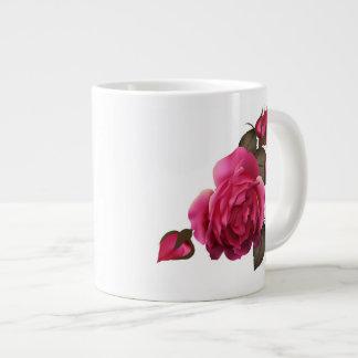 Beautiful Victorian Roses Jumbo Mug