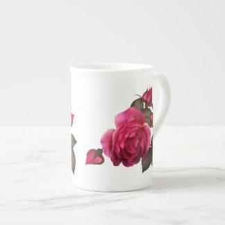 Beautiful Victorian Roses Tea Cup
