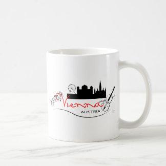 Beautiful Vienna, Austria Coffee Mug