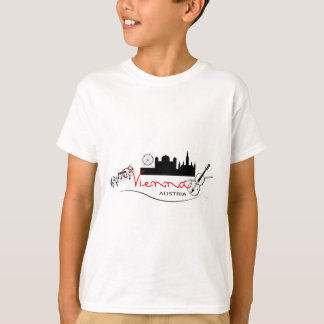 Beautiful Vienna, Austria T-Shirt