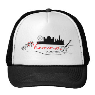 Beautiful Vienna, Austria Trucker Hat