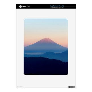 Beautiful view Mt. Fuji, Japan, Sunrise iPad Decal