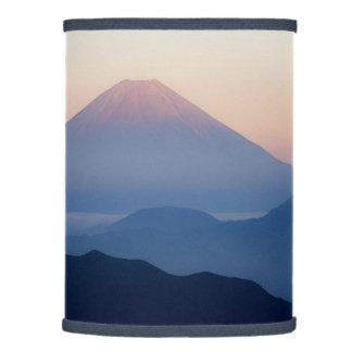 Beautiful view Mt. Fuji, Japan, Sunrise Lamp Shade