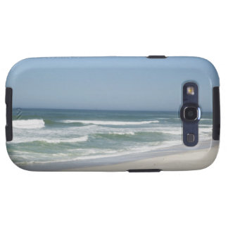 Beautiful view of beach against clear sky 2 samsung galaxy s3 cases